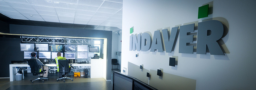 Working at Indaver